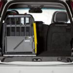 Crash tested dog crates - variocage single L