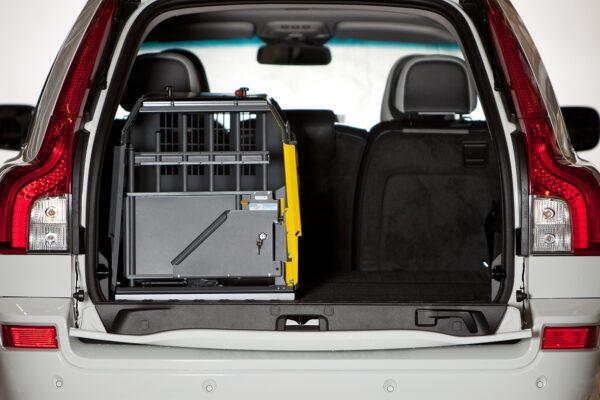 Crash tested dog crates - variocage single