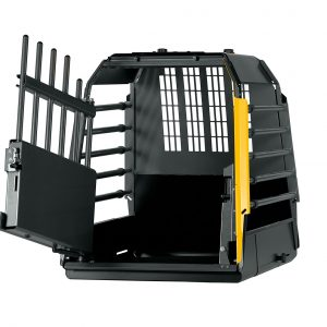Crash tested dog crates