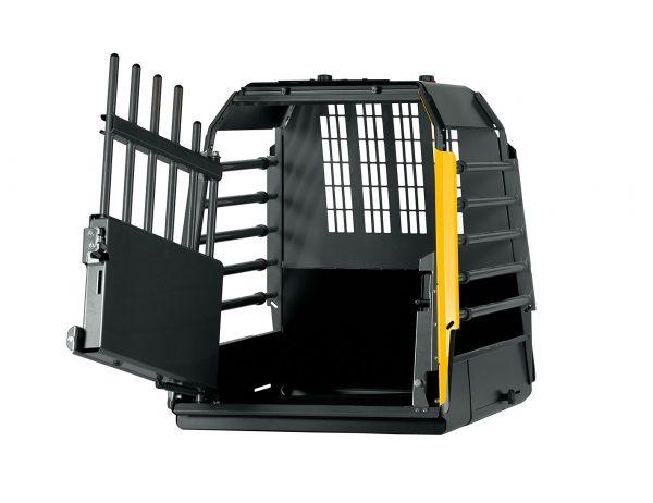 Crash tested dog crates