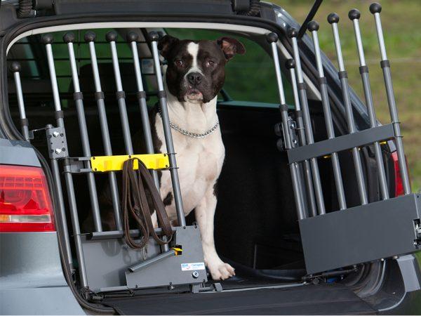 Heavy duty dog crates