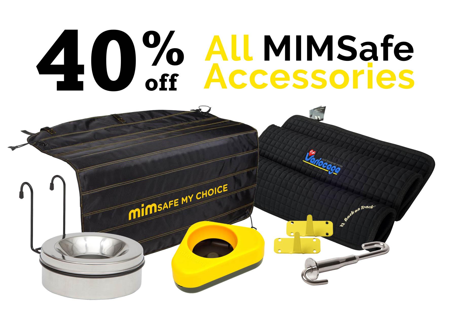 MIMSafe Accessories Offer