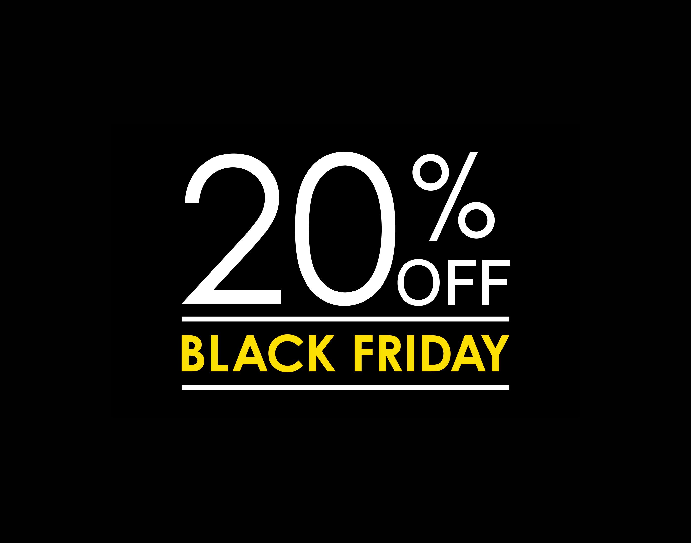 MIMSafe Black Friday 20% Off